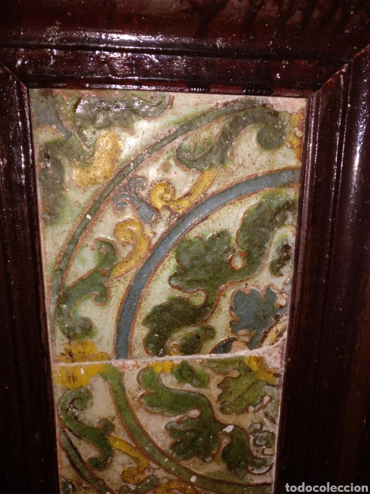 Antigüedades: Azulejos antiguos Triana - Foto 10 - 194695835