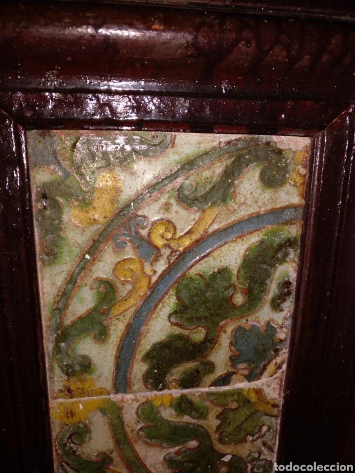 Antigüedades: Azulejos antiguos Triana - Foto 11 - 194695835