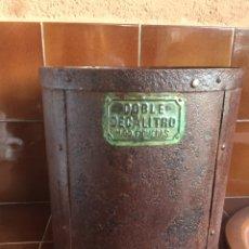 Antigüedades: MEDIDOR DE GRANÓ. Lote 194718826