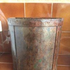 Antigüedades: MEDIDOR DE GRANO. Lote 194718973