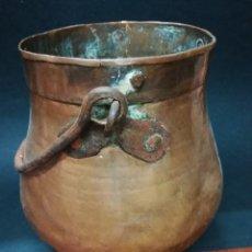 Antigüedades: CARRERO DE COBRE . Lote 194726836