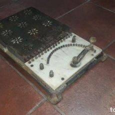 Antigüedades: ANTIGUO CALEFACTOR RARO S.XIX. Lote 194734318