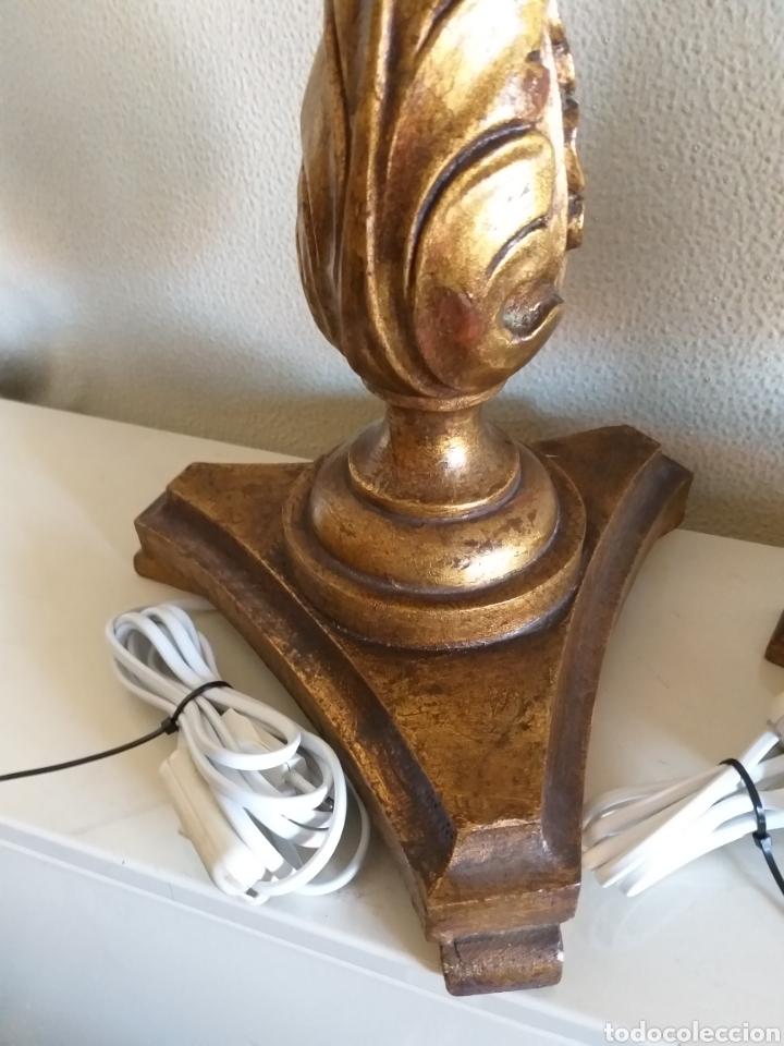 Antigüedades: Lamparas de sobremesa sigloXIX - Foto 3 - 194737071
