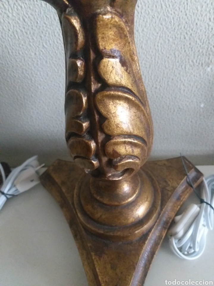 Antigüedades: Lamparas de sobremesa sigloXIX - Foto 4 - 194737071