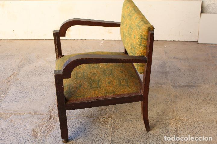 Antigüedades: sillon antiguo descalzador - Foto 5 - 194749190