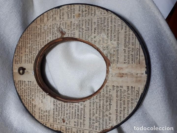 Antigüedades: Antiguo marco para miniatura - Foto 3 - 194763255