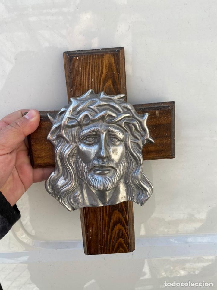 EL VATICANO. ANTIGUO ARTÍCULO RELIGIOSO - VER LAS FOTOS (Antigüedades - Religiosas - Cruces Antiguas)