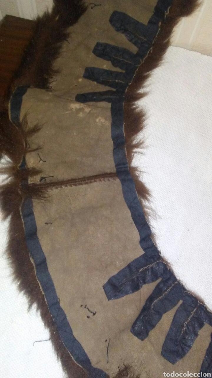 Antigüedades: Lote de 4 cuellos de piel para abrigo (ver fotos y leer descripcion ). - Foto 11 - 194777485