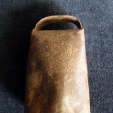 Antigüedades: ANTIGUO CENCERRO. VALENCIA. 12 CM. (4). Lote 194779041