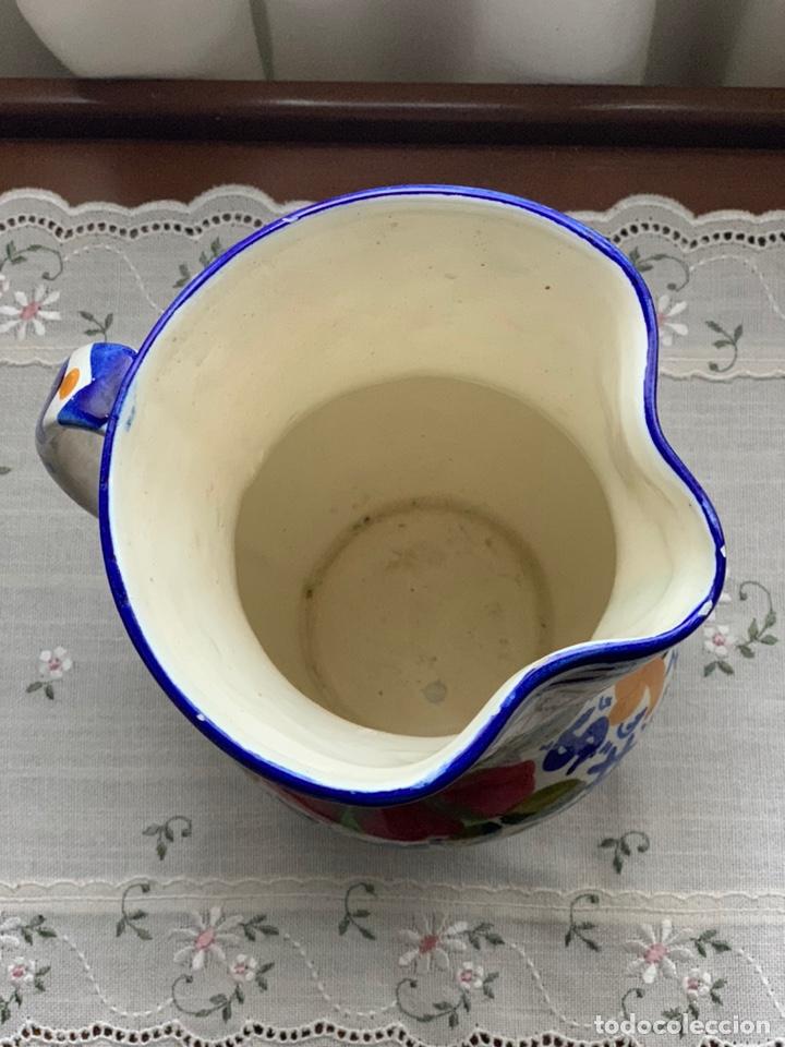 Antigüedades: Jarra cerámica de Manises. - Foto 3 - 194785478