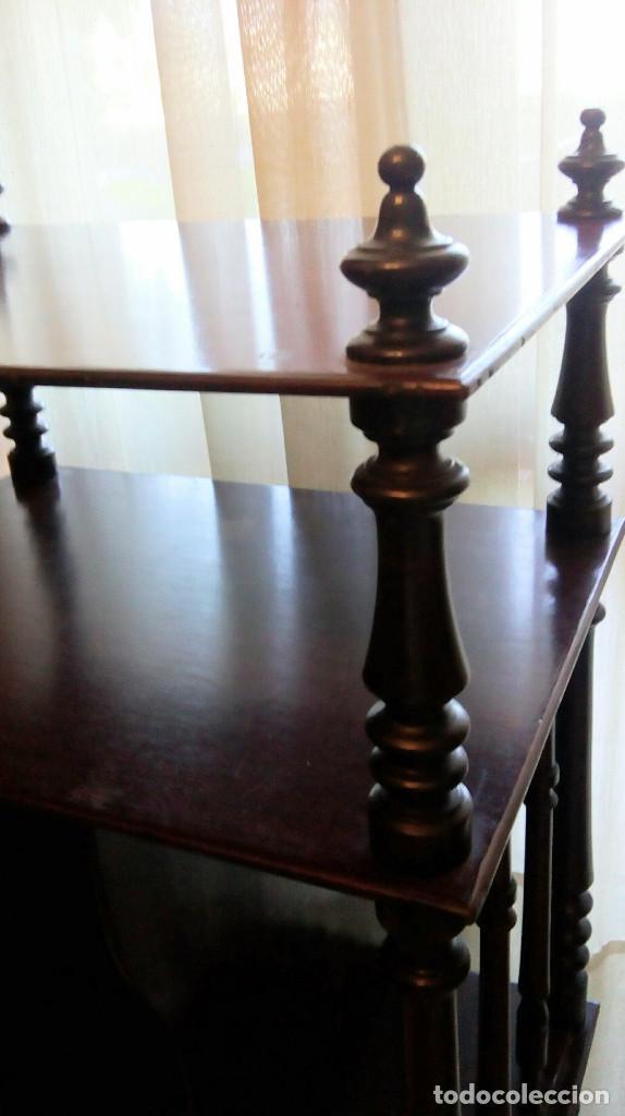 Antigüedades: antiguo mueble inglés - Foto 6 - 194866833