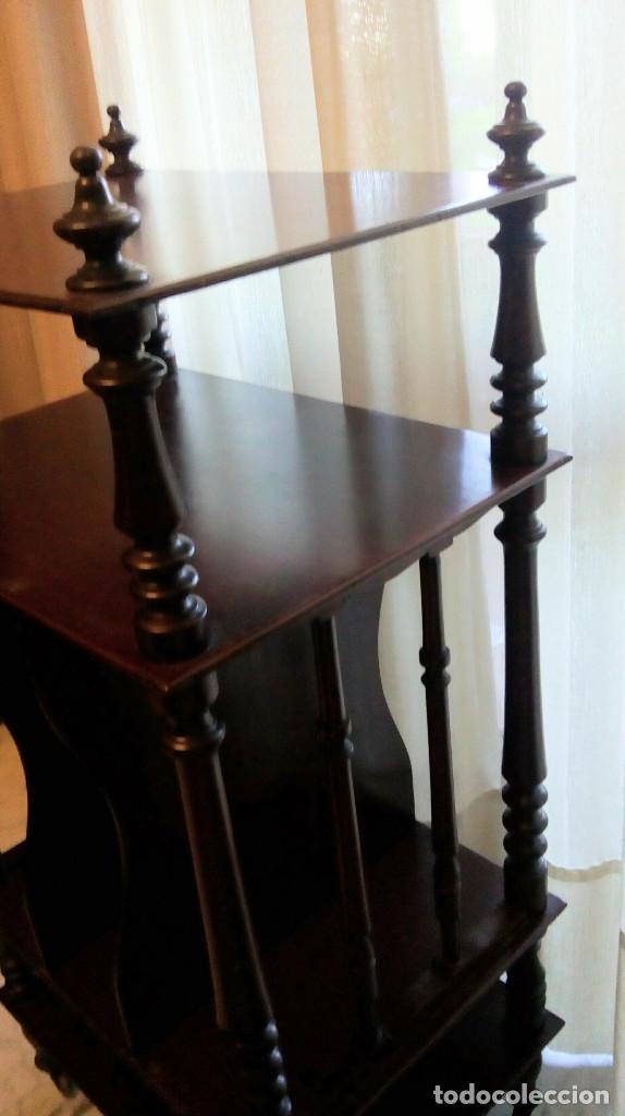 Antigüedades: antiguo mueble inglés - Foto 7 - 194866833