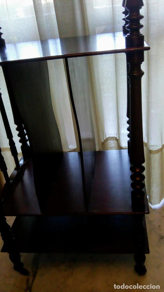 Antigüedades: antiguo mueble inglés - Foto 11 - 194866833