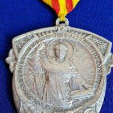 Antigüedades: MEDALLA SAN VICENTE FERRER -VI CENTENARIO DEL NACIMIENTO 1350-1950 (MELIANA). Lote 194871587