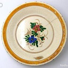 Antigüedades: PLATO DE MANISES 1930. Lote 194873672