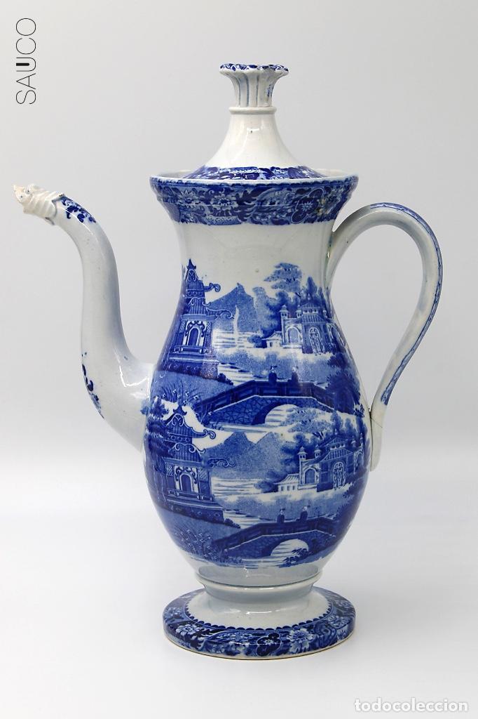 TETERA ANTIGUA (Antigüedades - Porcelanas y Cerámicas - Otras)