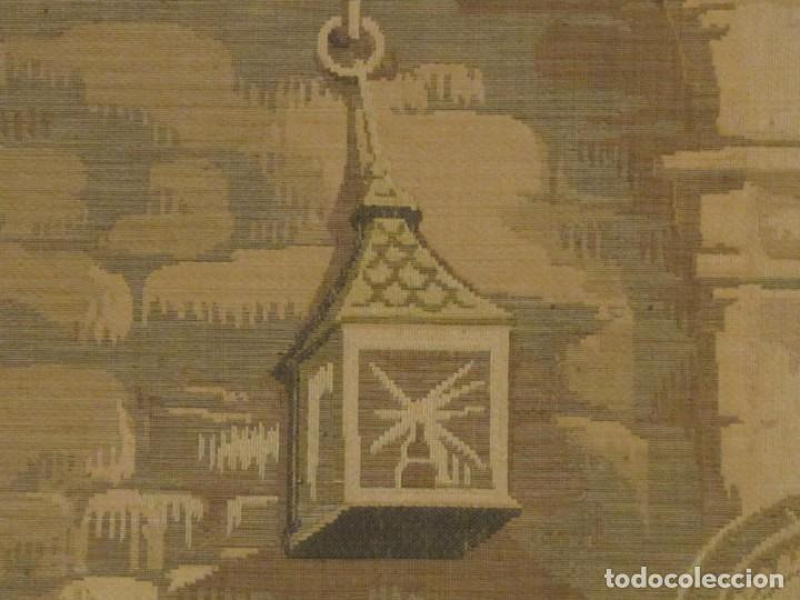 Antigüedades: TAPIZ SIGLO XIX , ESCENA ODALISCA. ENMARCADO - Foto 10 - 194890330