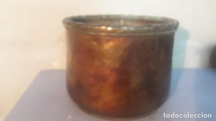 Antigüedades: Olla de cobre sin asas - Foto 9 - 194891313