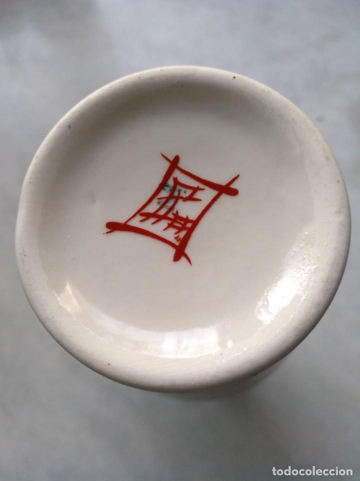 Antigüedades: JARRÓN PORCELANA CHINA - Foto 3 - 194891451