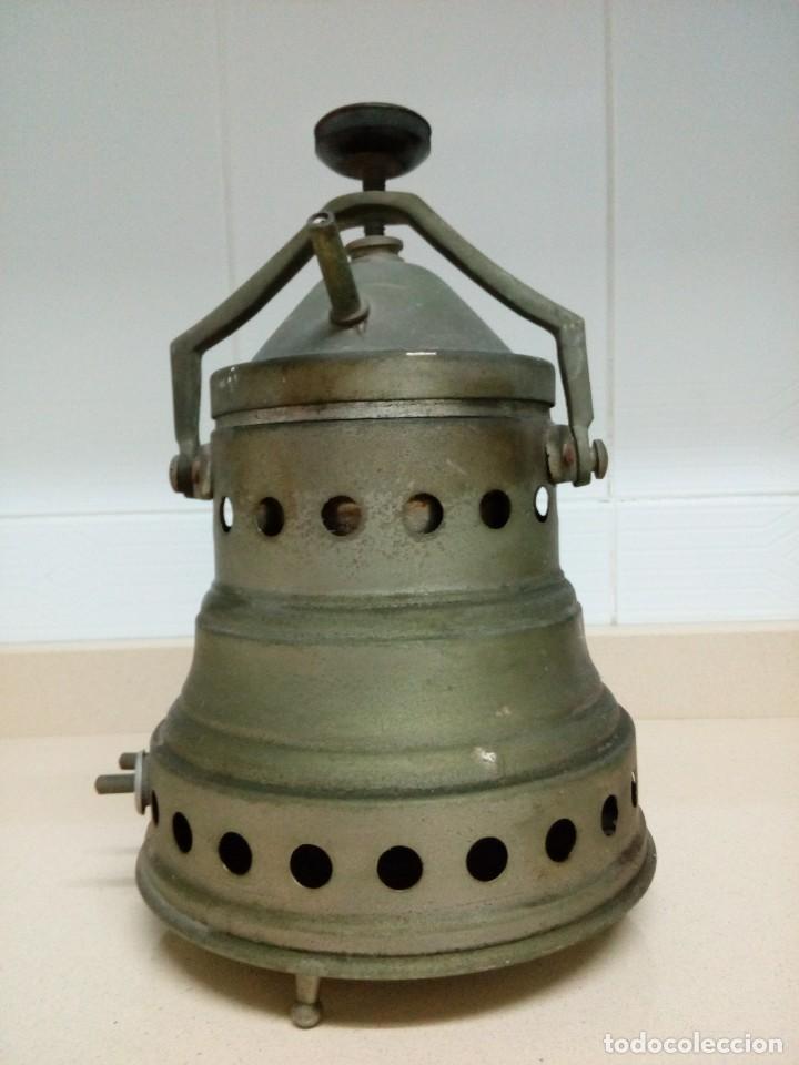 Antigüedades: Cafetera eléctrica.Altura 25 cm - Foto 6 - 194897936