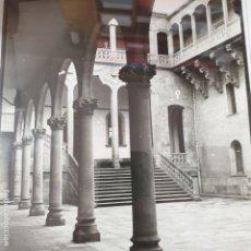 Antigüedades: ANTIGUA Y ORIGINAL FOTO DE LA DIPUTACIÓN DE SAL MANCA VENENCIO GOMBAU. Lote 194926621
