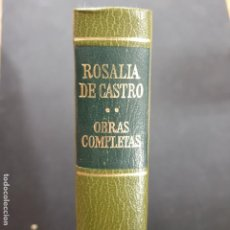 Antigüedades: ROSALIA DE CASTRO AGUILAR TOMOII EXCEMTE. Lote 194930535