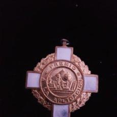 Antigüedades: ANTIGUA MEDALLA. Lote 194956840