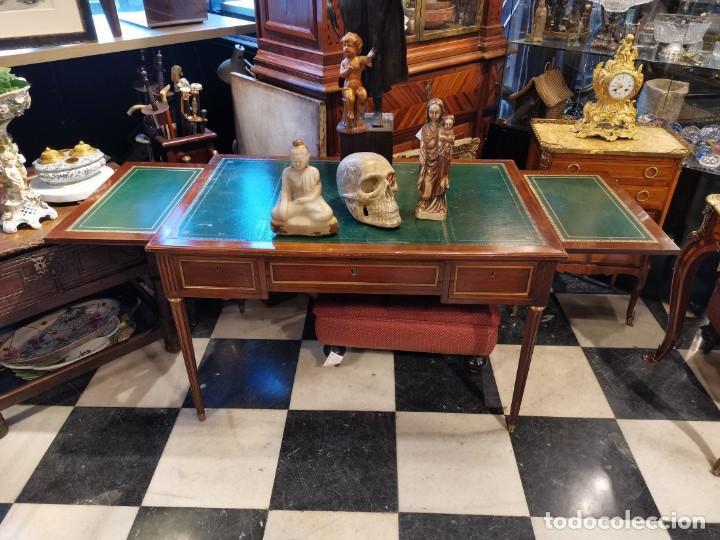 Antigüedades: ESCRITORIO DE LOS AÑOS 30 - Foto 4 - 194971251