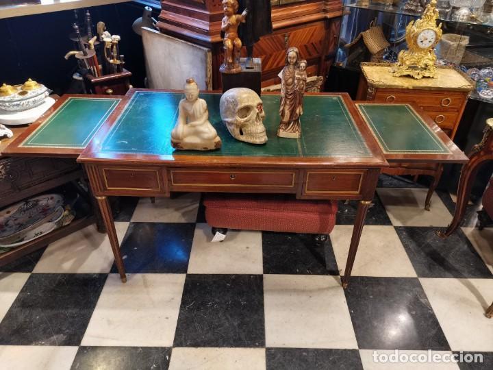 Antigüedades: ESCRITORIO DE LOS AÑOS 30 - Foto 5 - 194971251