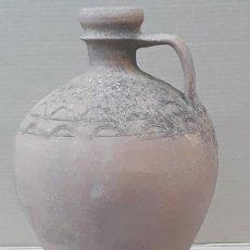 Antigüedades: CANTARO ANTIGUO EN BARRO ROJO, EXTINTO ALFAR DE LA PUEBLA DE MONTALBAN ( TOLEDO ). Lote 194976571