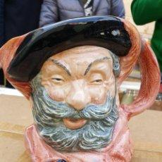 Antigüedades: JARRA INGLESA ROYAL DOULTON, IMPOLUTA.. Lote 195003493