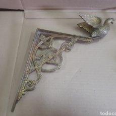 Antigüedades: CUELGA LANPARAS. Lote 195004047