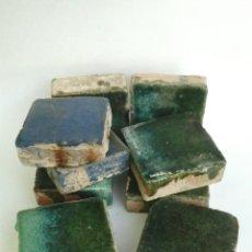 Antigüedades: ANTIGUAS OLAMBRILLAS DE CERÁMICA. Lote 195007976