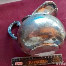 Antigüedades: JARRA DE PLATA CONTRASTADA DE 925 MILÉSIMAS. Lote 195010852