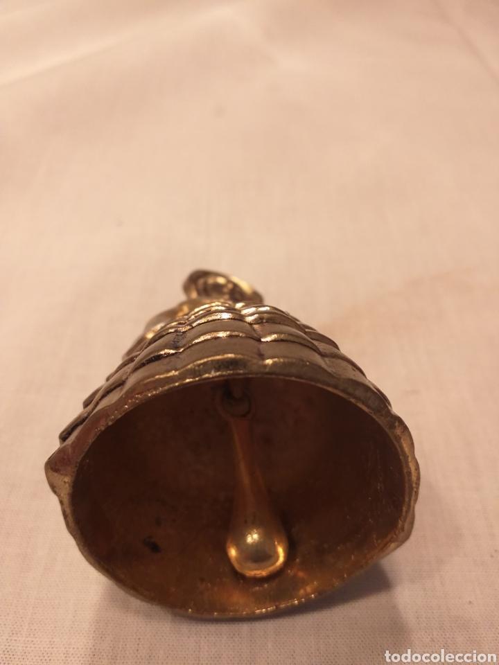 Antigüedades: Campanilla de bronce - Foto 2 - 195020411
