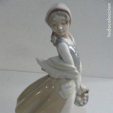 Antigüedades: FIGURA DE LLADRO - NAO - 24 CM. PERFECTO ESTADO. Lote 195028256