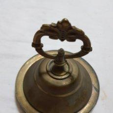 Antigüedades: ADORNO LÁMPARA. Lote 195042232