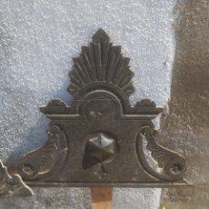 Antigüedades: CABEZAL CAMA ANTIGUO. Lote 195048331