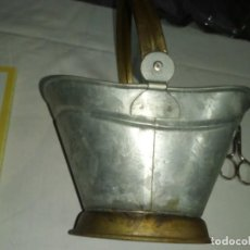 Antigüedades: ANTIGUA VASIJA DE LATÓN. Lote 195056116