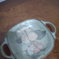 Antigüedades: BANDEJA PEQUEÑA. Lote 195059906