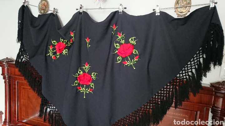 PAÑUELO PARA INDUMENTARIA (Antigüedades - Moda - Pañuelos Antiguos)
