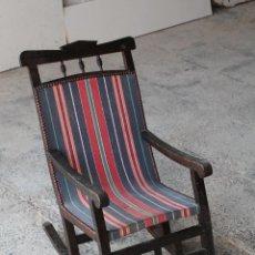 Antigüedades: MECEDORA ANTIGUA DE NIÑO . Lote 195063088