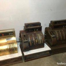 Antigüedades: MÁQUINAS REGISTADORAS NATIONAL. Lote 195065701