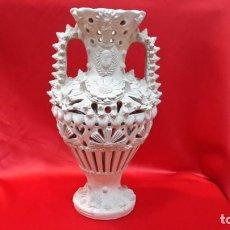 Antigüedades: IMPECABLE GERRA BRODADA DE FELANITX. FECHA Y NOMBRE DEL AUTOR.. Lote 195065960