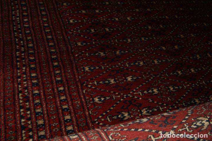 Antigüedades: GRAN ALFOMBRA PERSA medidas 275x180 cm. buen estado - Foto 11 - 195073466