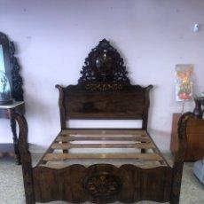 Antigüedades: CAMA ISABELINA. Lote 195075212