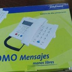 Antigüedades: TELEFONO DOMO . Lote 195079822