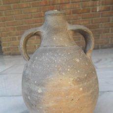 Antigüedades: CANTARO DE HUESA DE COMUN. Lote 195081187