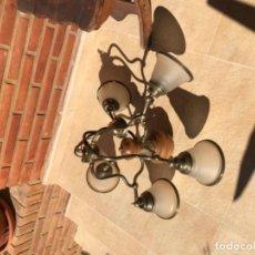 Antigüedades: LAMPARA. Lote 195084726