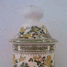 Antigüedades: TIBOR TARRO PORCELANA PROGRESSION. Lote 195088562